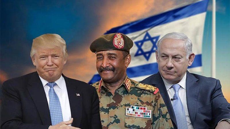 السودان يلتحق بقطار التطبيع مع كيان الاحتلال!