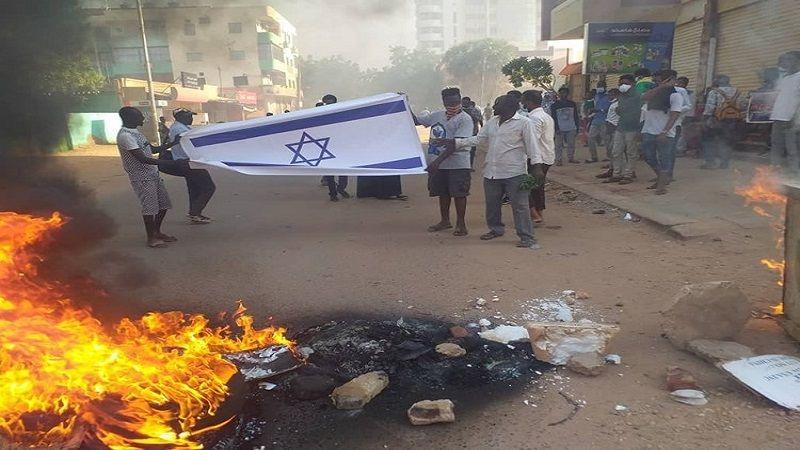 غضب شعبي عارم يشهده السودان رفضاً للتطبيع