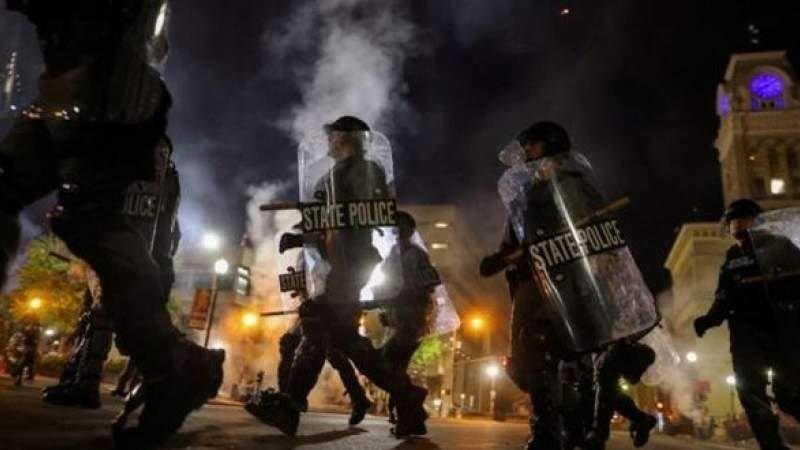 حادث عنصري جديد يعيد إشعال المظاهرات في الولايات المتحدة