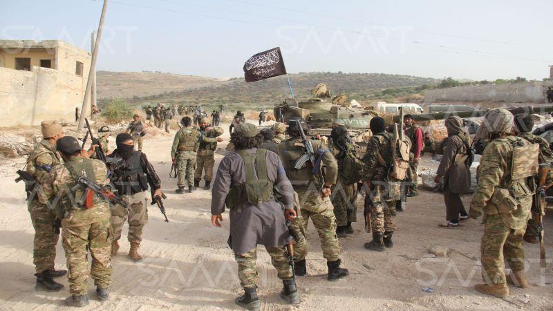 """الطيران السوري يستهدف معسكراً لـ""""فيلق الشام"""" ومقتل وجرح المئات"""