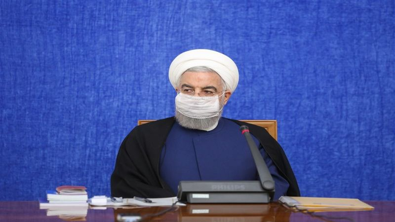 الرئيس الإيراني: الإساءة للرسول محمد (ص) إساءة لكل الأنبياء والقيم الإنسانية