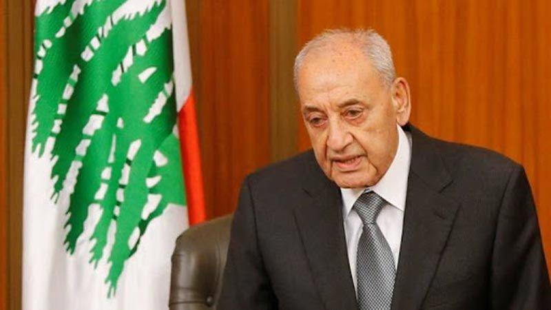 الرئيس بري: فلسطين حقّ يعلو ولا يُعلى عليه