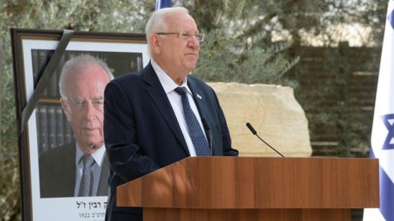 """رئيس كيان العدو: """"إسرائيل"""" تتمزّق"""