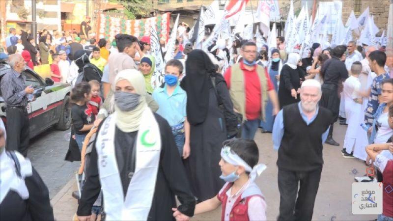 احتفاليات بذكرى المولد النبوي الشريف في طرابلس والشمال