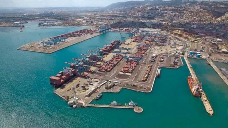 الإمارات تعقد اتفاق تعاون حصري لخصخصة ميناء حيفا المحتل