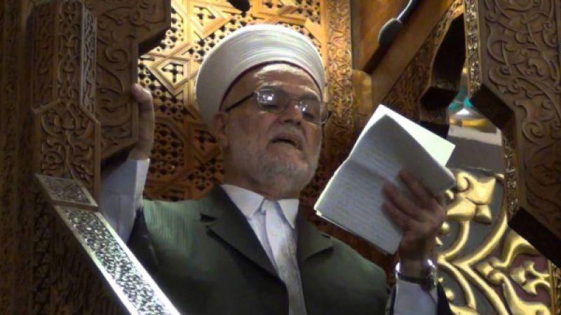 خطيب الأقصى: فرنسا أساءت لنفسها قبل أن تسيء للإسلام