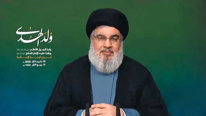 كلمة سماحة السيد حسن نصر الله بذكرى المولد النبوي الشريف 30-10-2020