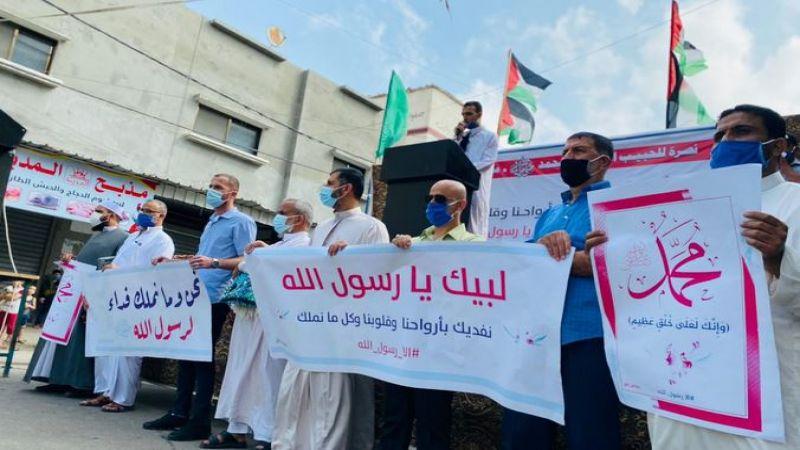 حماس تدعو للانضمام إلى الحملة العالمية لمقاطعة البضائع الفرنسية