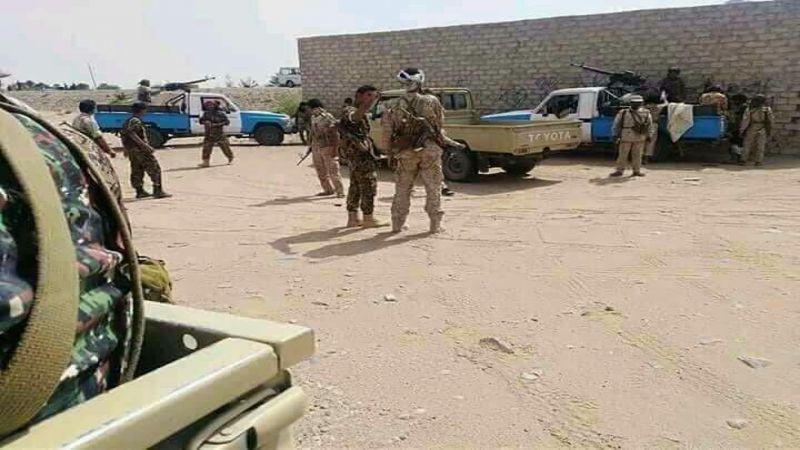 """قيادات حزب """"الاصلاح"""" تهرّب المشتقات النفطية في محافظة شبوة اليمنية"""
