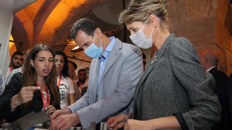 الرئيس الأسد: سياسة المصارف اللبنانية فاقمت الأزمة الاقتصادية في سوريا