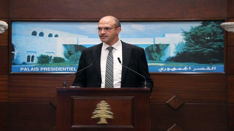 وزير الصحة من بعبدا: قرار الاقفال العام جريء ويستوجب تعاطيًا جديًّا من كل الأطراف