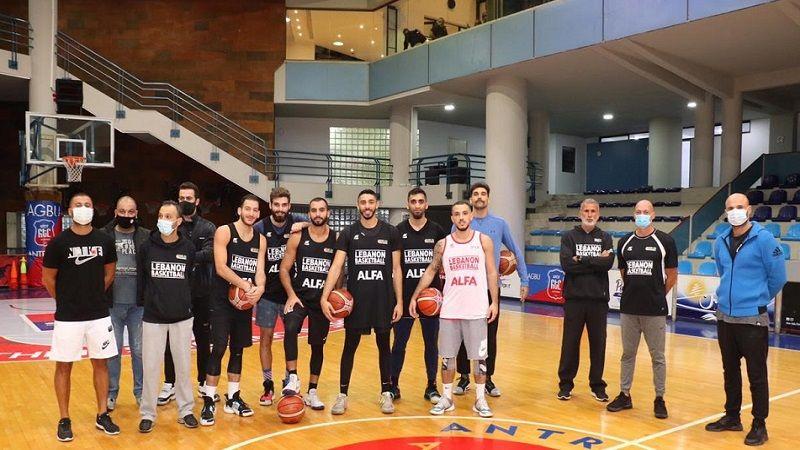 منتخب لبنان يستعد لتصفيات كأس آسيا