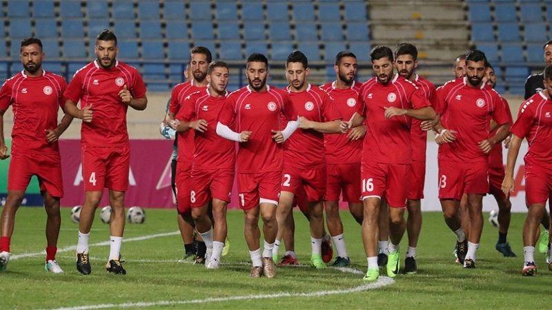 منتخب لبنان يغادر إلى الإمارات