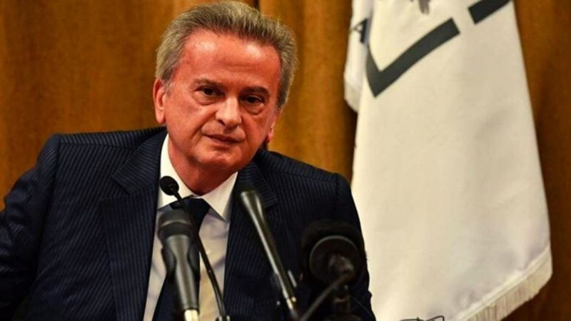 حاكم مصرف لبنان: لبنان ليس بلدا مفلسا!