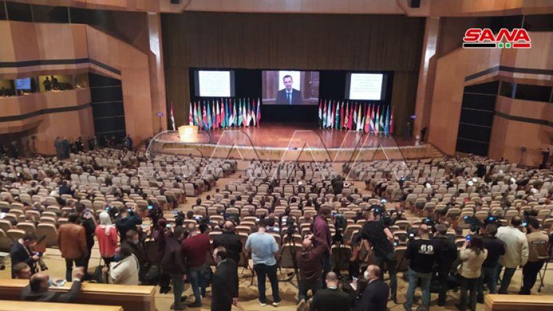 مؤتمر عودة اللاجئين السوريين: القضية مفتعلة تتطلب تضافرًا دوليًا لحلها