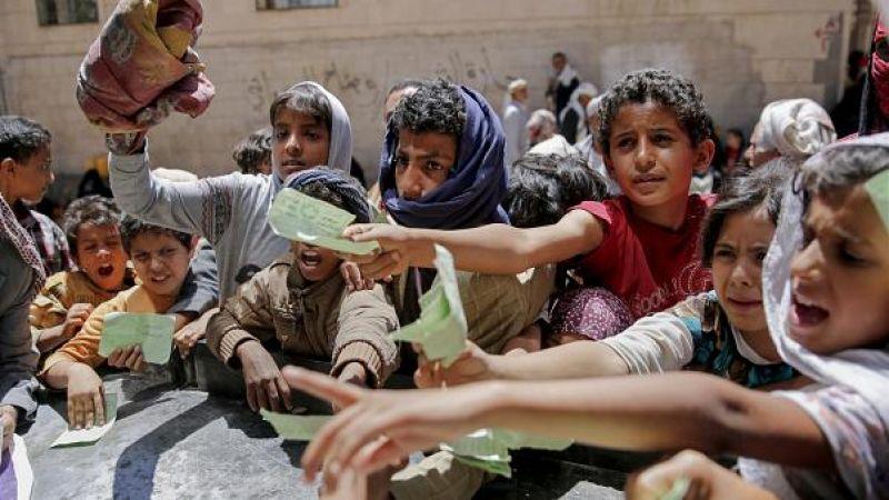 اليمن يواجه أكبر مجاعة في العالم