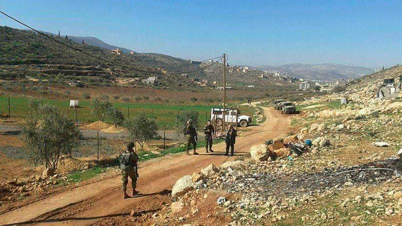 إصابات بالاختناق خلال مسيرة قَمَعَها الاحتلال شرق نابلس