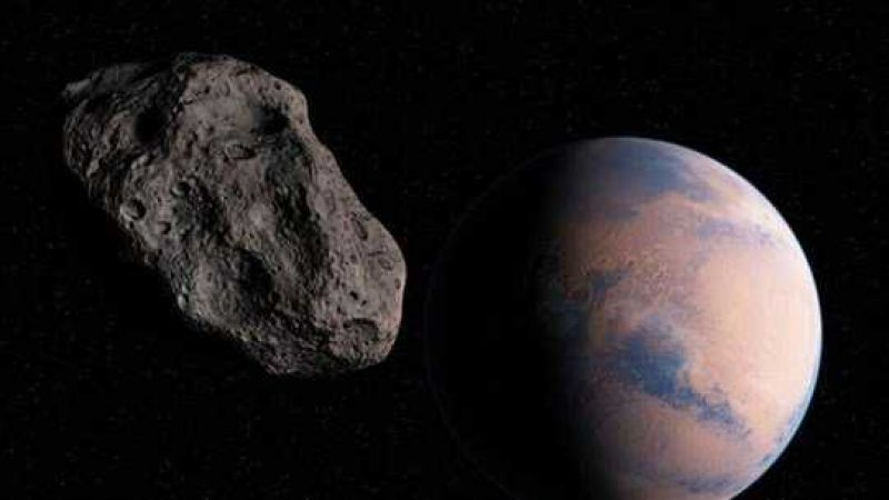 """صخرة """"وحشية"""" ستمر غدًا بأقرب نقطة من الأرض"""