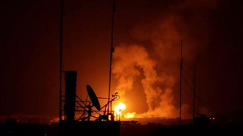 قصف للاحتلال على غزة.. وصواريخ المقاومة تطال أسدود وعسقلان
