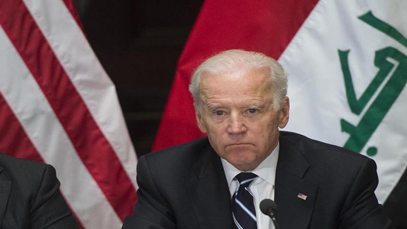 بايدن الرئيس ومشاريع تقسيم العراق