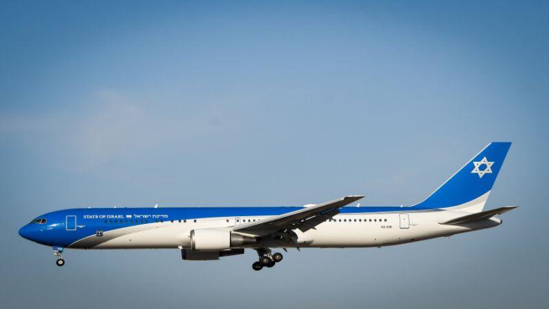 تلبية لدعوة ابن زايد..نتنياهو يزور الإمارات بطائرة رئاسية خاصة