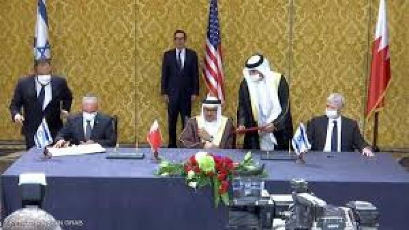 على درب اتفاقية العار .. سفارات متبادلة بين البحرين والاحتلال