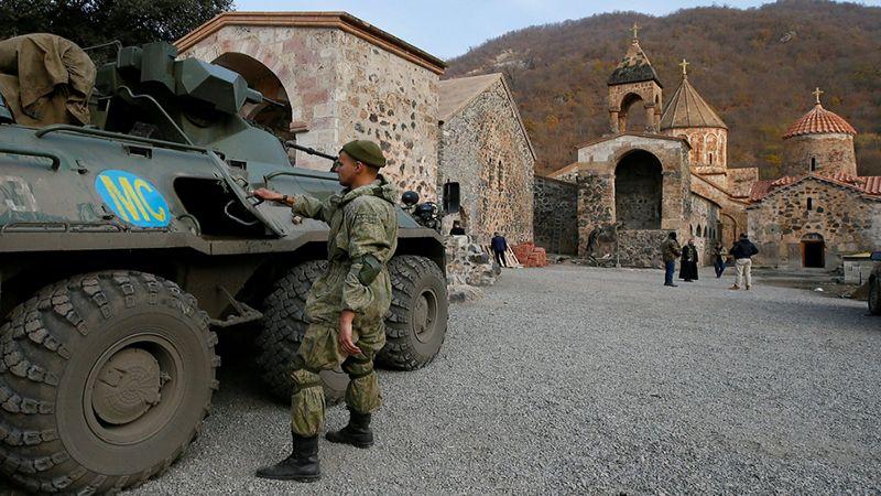 أذربيجان تدخل آغدام في قره باخ .. واستقالة وزير الدفاع الأرميني