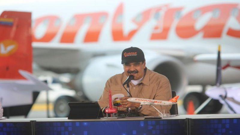 فنزويلا: رحلات جوية مباشرة إلى طهران وموسكو قريبًا