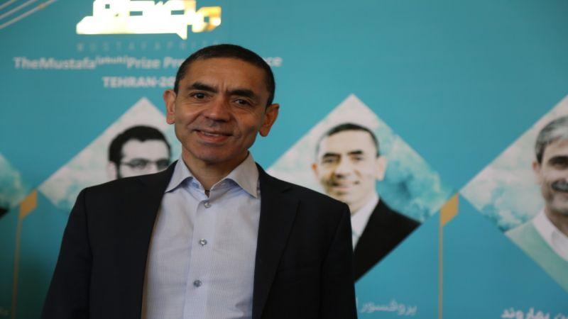 """رئيس شركة """"بيونتك"""" والفائز بجائزة المصطفى (ص): خطوة واحدة للتغلّب على كورونا"""