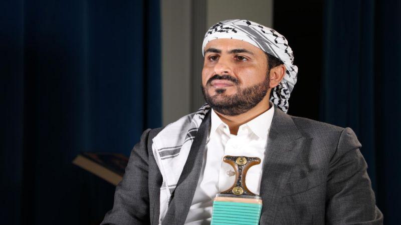 عبد السلام: دول العدوان تنخرط كليًا في المشروع الصهيوني