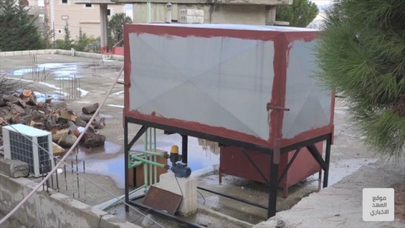 ازمة تلوث مياه في عين التينة - البقاع الغربي