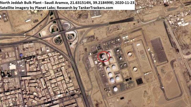 السعودية تُقرّ بالعملية العسكرية النّوعية على محطة توزيع المنتجات البترولية شمال جدّة