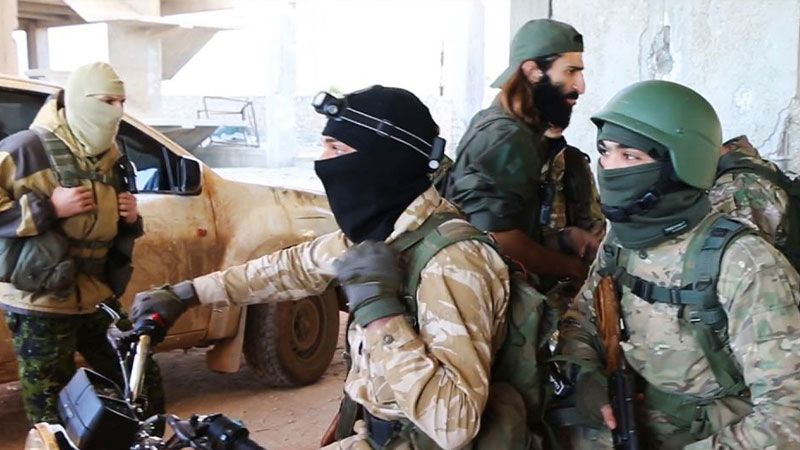 """""""جبهة النصرة"""" إرهابية وإن تغيرت التسميات"""