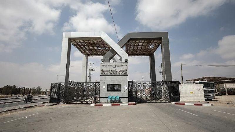 مصر تفتح حدودها مع غزة