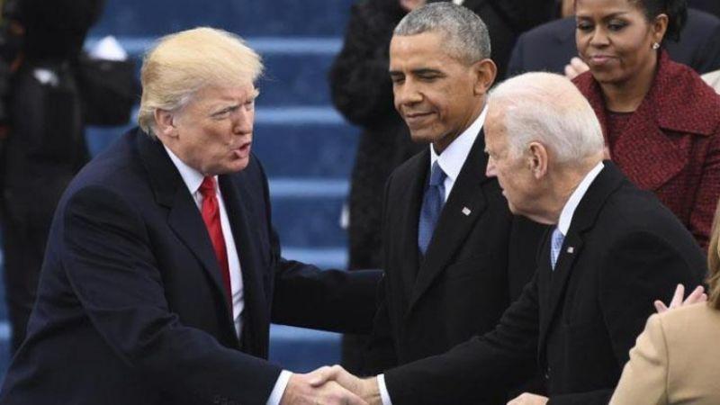 ترامب يوافق على بَدء إجراءات نقل السلطة لبايدن
