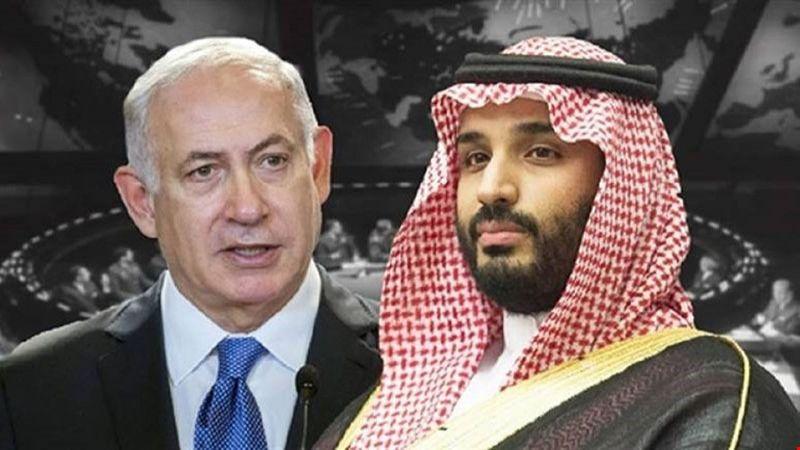 اعتماد متبادل بين السعودية وكيان العدو لتبديد مخاوفهما من إدارة بايدن