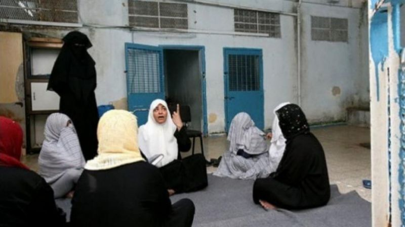 15 ألف امرأة فلسطينية اعتقلت منذ عام 1967
