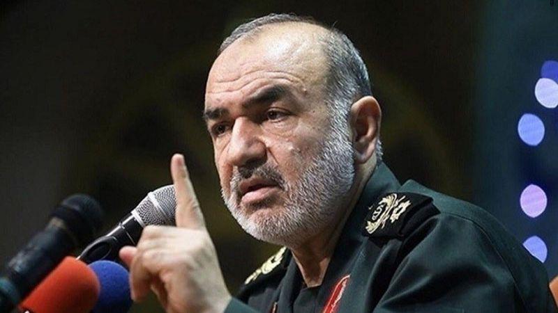 اللواء سلامي: الحرب العسكرية بعيدة عن خيارات العدو