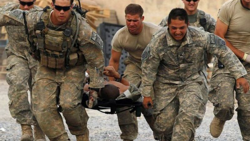 """ضابط سابق في """"المارينز"""": الحروب الأميركية في أفغانستان والعراق وصمة عار"""