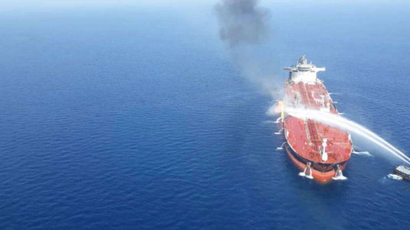 بيان الشّركة المشغّلة لناقلة النّفط المُستهدفة في ميناءٍ سعودي