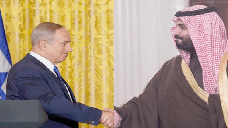 السعوديون يؤكدون لقاء نتنياهو وابن سلمان: التطبيع قائمٌ ولكن