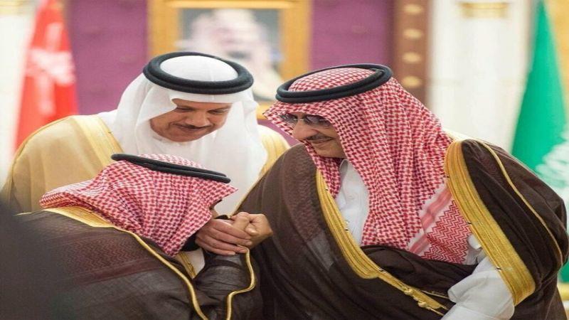 لماذا نقل ولي العهد السعودي أحمد بن عبد العزيز ومحمد بن نايف الى الصحراء؟