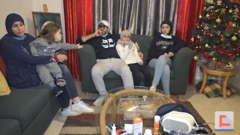 بالفيديو: كورونا يغزو عائلة آل شغري في صور
