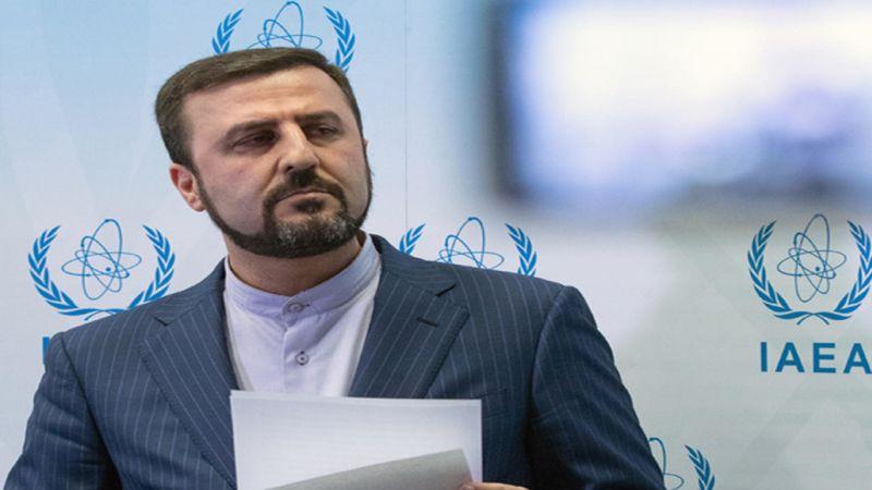 ایران تطالب الامم المتحدة بإدانة اغتيال الشهيد فخري زادة