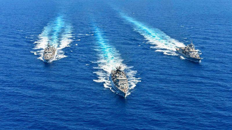 الجيش المصري يُعلن انطلاق مناورات مشتركة في البحر المتوسط