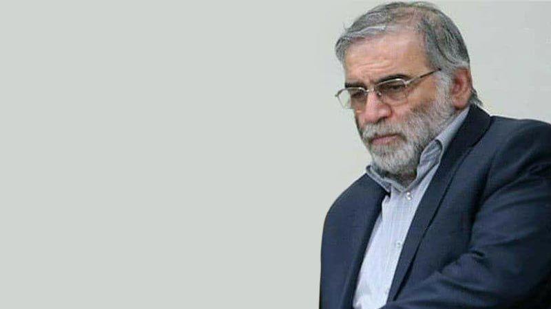 """شخصيات تونسية تُندّد عبر """"العهد"""" بجريمة اغتيال العالم الإيراني فخري زادة"""