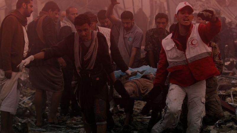 بالأرقام.. جرائم وانتهاكات العدوان السعودي في اليمن