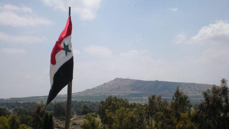 """الأمم المتّحدة تؤكّد مجدّداً السيادة السورية على الجولان .. إجراءات """"إسرائيل"""" باطلة"""