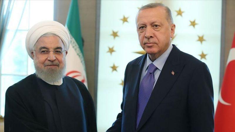 """الرئيس التركي هاتَف نظيره الإيراني: الهجوم الإرهابي باغتيال """"زادة"""" يستهدف سلام منطقتنا"""