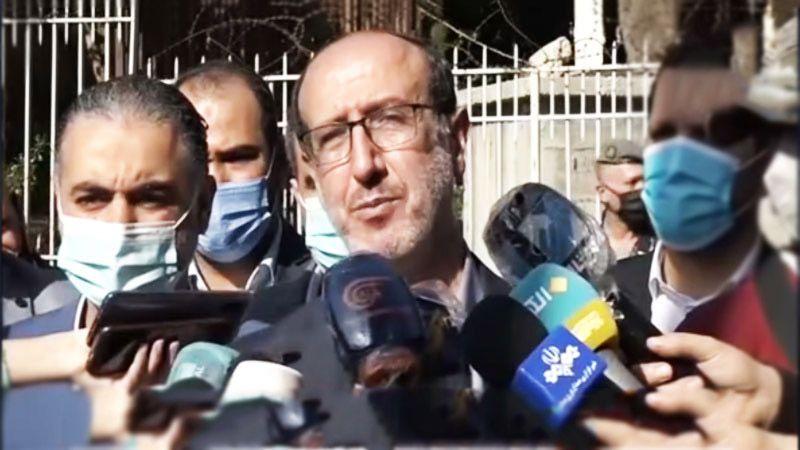 الموسوي من أمام قصر العدل: سنواجه قضائيًا كل محاولة للنيل من سمعة حزب الله